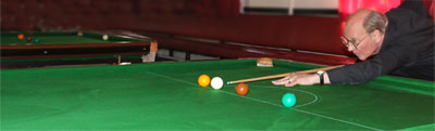 Cheyne Walk Club Snooker Club